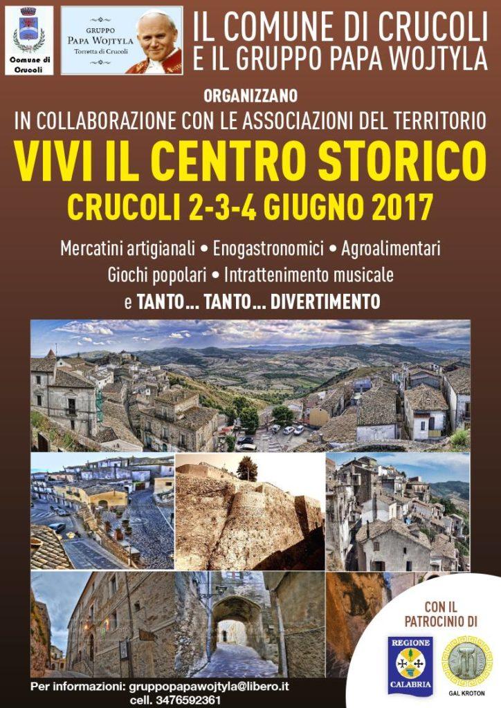 Eventi a Crucoli Torretta
