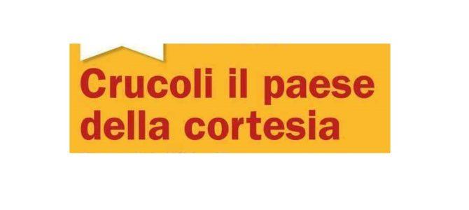 Il paese della cortesia – Ferdinando Ciccopiedi racconta la gente di Crucoli e Torretta